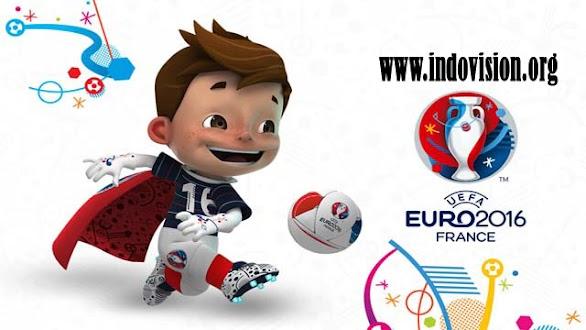 Cara Nonton Pertandingan EURO 2016