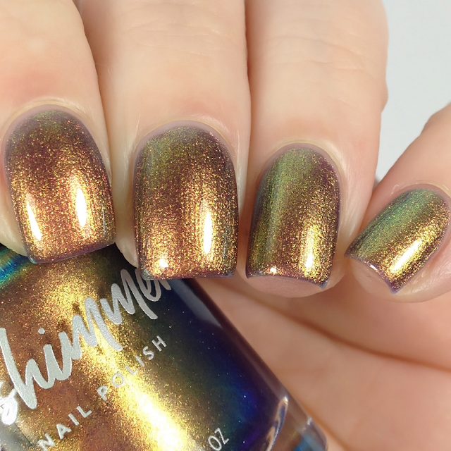 KBShimmer-Mermaid In The Shade