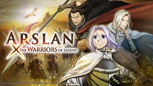 لعبة Arslan: The Warriors of Legend