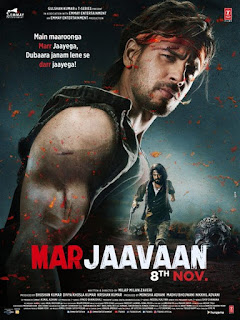 Marjaavaan First Look Poster 5