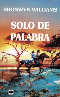 Bronwyn Williams - Solo De Palabra