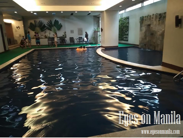 Zen Rooms Millenia Suites Swimming Pool