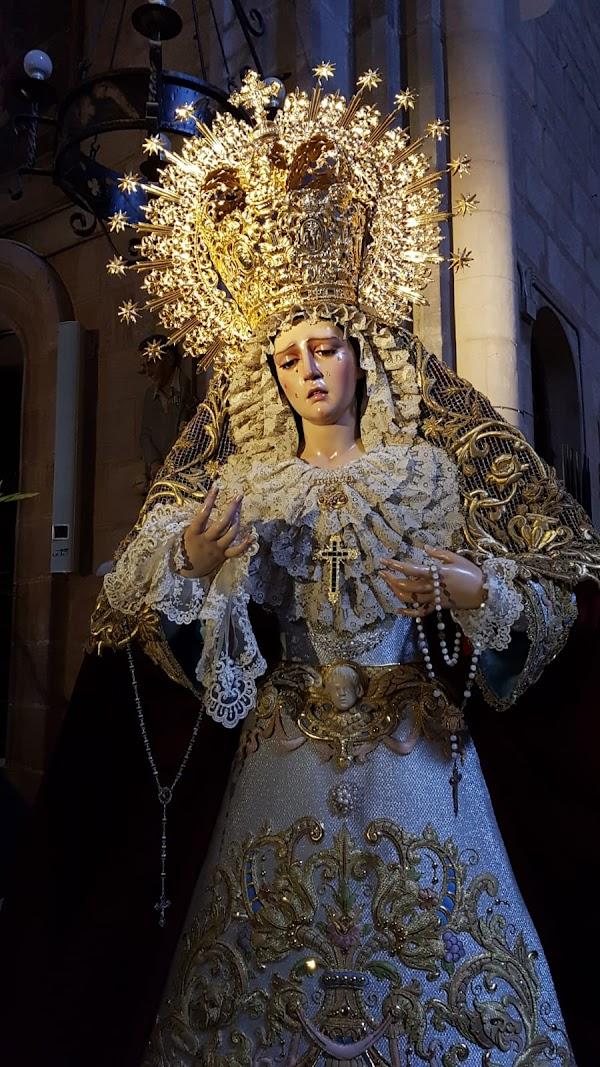 La Virgen de la Victoria de Jaén saldrá, por primera vez en su historia, el próximo 31 de mayo