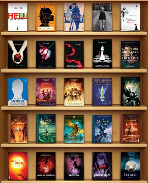 News: Editora Intrinseca inicia a publicacao de e-books. 17