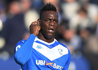 Mario Balotelli 'sacked by Brescia' as Massimo Cellino orders contract to be terminated