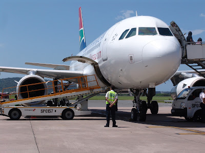 Pretoria va refinancer South African Airways, proche de la faillite