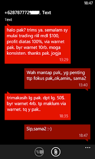 Senangnya Profit di Trading Binary.com