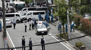 A Man Piercing Dozens of People in Japan, Kills 1 Child. Perpetrators then Commit Suicide