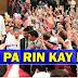 JUST IN:KARAMIHAN NG PILIPINO BILIB PA RIN KAY PRRD