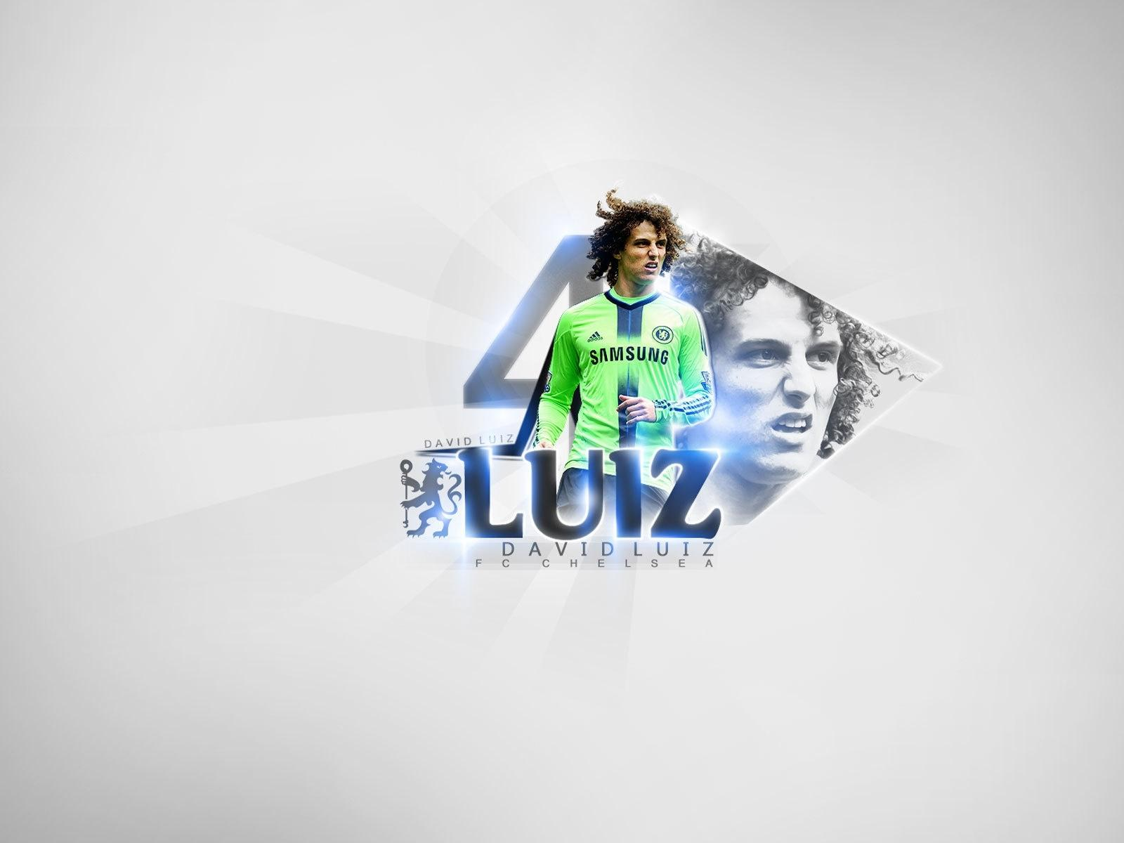 Wallpapers Hd For Mac: David Luiz Chelsea Wallpaper HD 2013