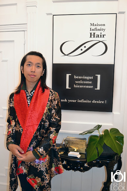 """Maison Infinity Hair-Spa"""