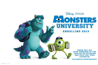 Monsters University (Monsters Inc. 2)