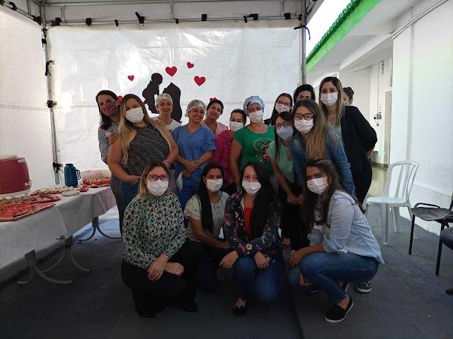 Dia das Mães: colaboradoras dos hospitais e pacientes são homenageadas pelo IMED