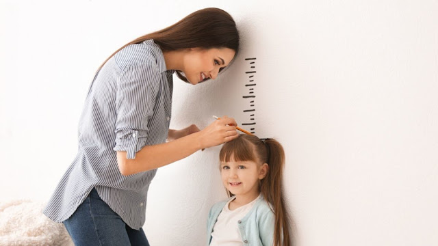 4 Cara Mempercepat Manambah Tinggi Badan Anak