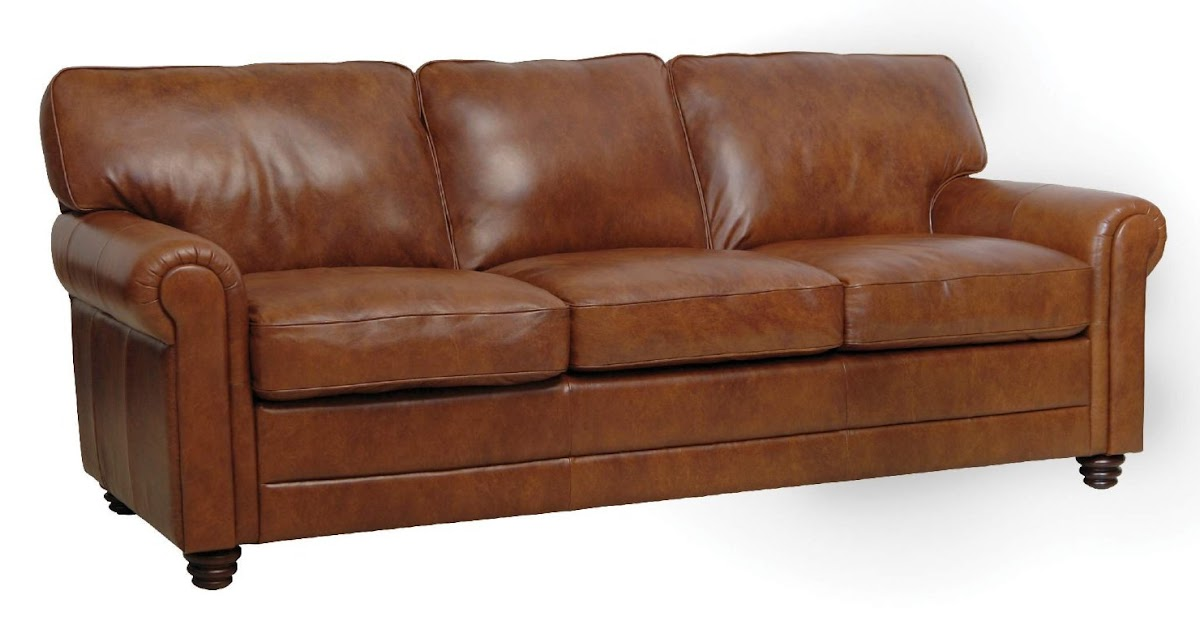 Natuzzi Italian Leather Sofa