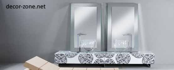 bathroom mirrors designs