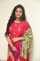 Manasa in Pink Salwar At Fashion Designer Son of Ladies Tailor Press Meet Pics ~  Exclusive 73.JPG