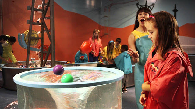 Dicas de Las Vegas: Lied Discovery Children's Museum em Las Vegas