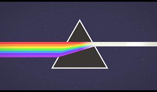 Spektrum Cahaya Tampak, Ilustrasi Spektrum Cahaya Tampak