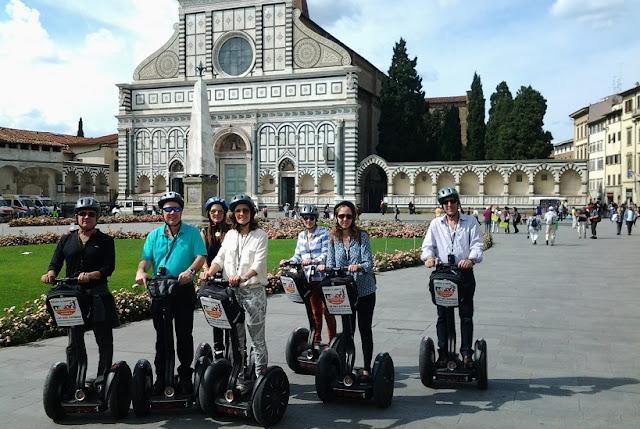 Tour de Segway por Florença