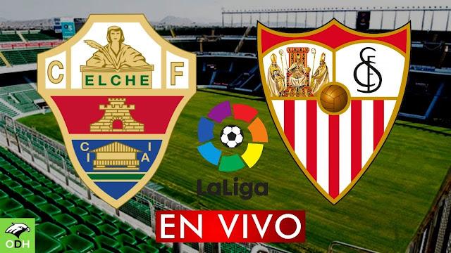 Prediksi Sevilla vs Elche 18 Maret 2021
