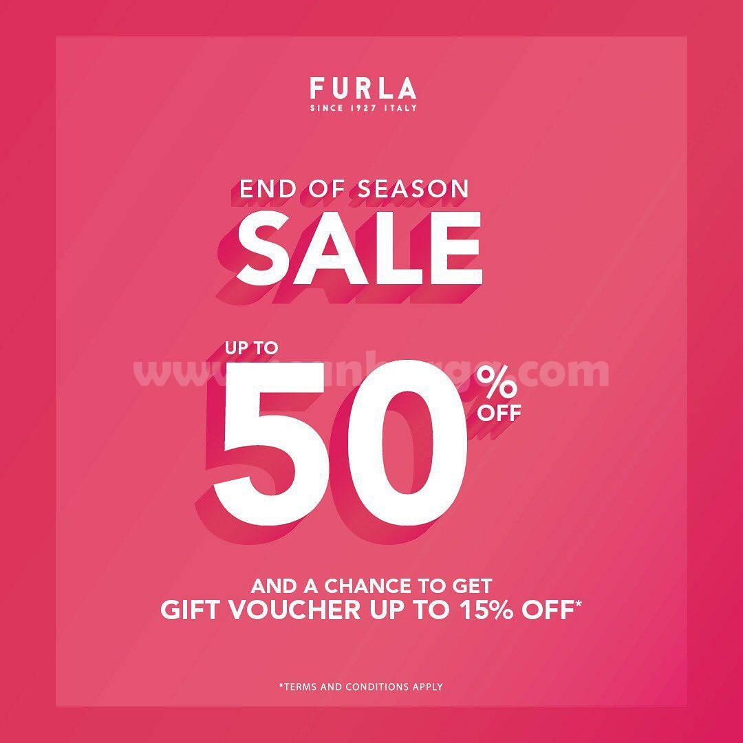 FURLA Promo End Of Season Sale Discount Up To 50% Off