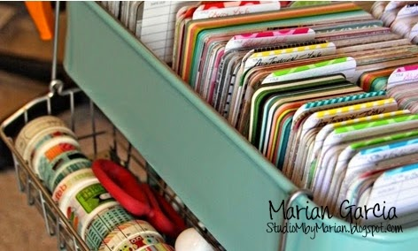 Studio M by Marian: Put a Ring-On-It Organizing Embellishments