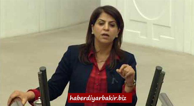 HDP Diyarbakır Milletvekili Sibel Yiğitalp gözaltına alındı