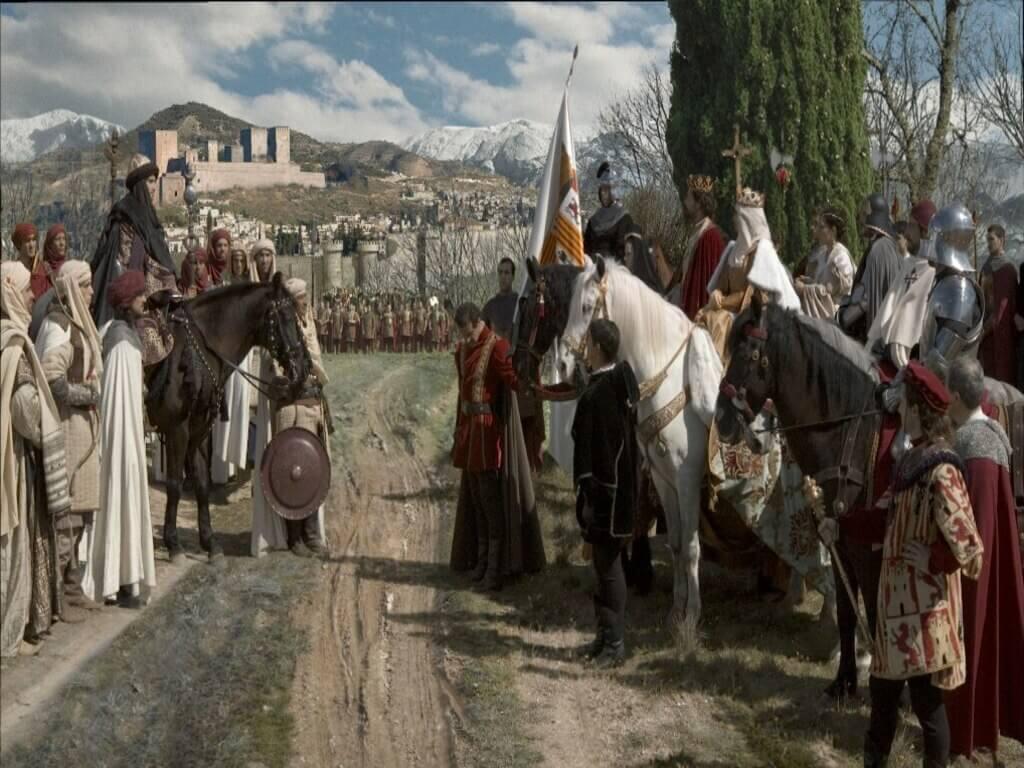 Capitulation of Granada