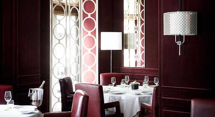 Marcus Wareing Restaurant Review