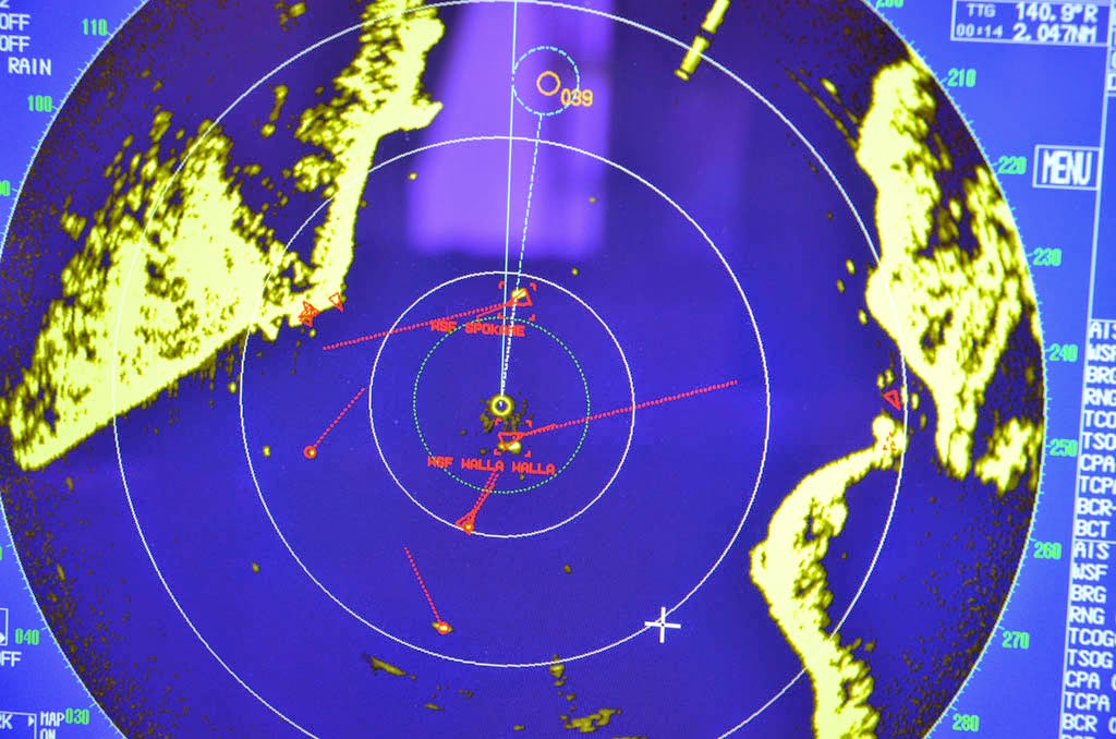 MARPA on small radars, is Navico 4G especially bad? - Panbo