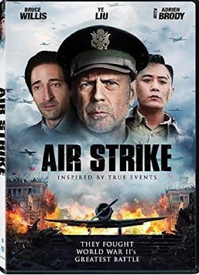 Air Strike [2018] [DVD R1] [Latino]