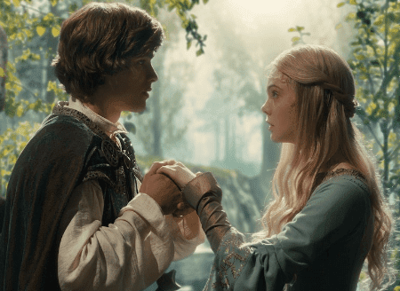 Pangeran Phillip dan Aurora