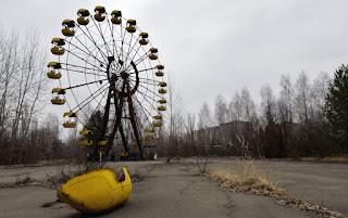 parco giochi città abbandonata chernobyl