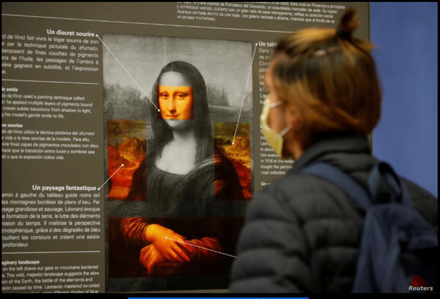 El museo del Louvre reabre sus puertas en París el 19 de mayo de 2021, mientras Francia levanta más restricciones / REUTERS