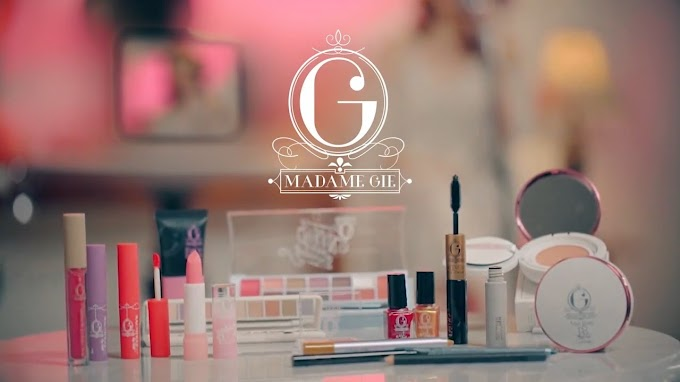 4  Highlighter Madam Gie by Gisella Anastasia yang Super Affordable