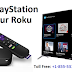 How to Watch PlayStation Vue on Roku using psvue.com/activate