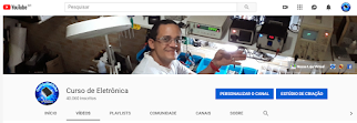 Visite Nosso Canal Youtube