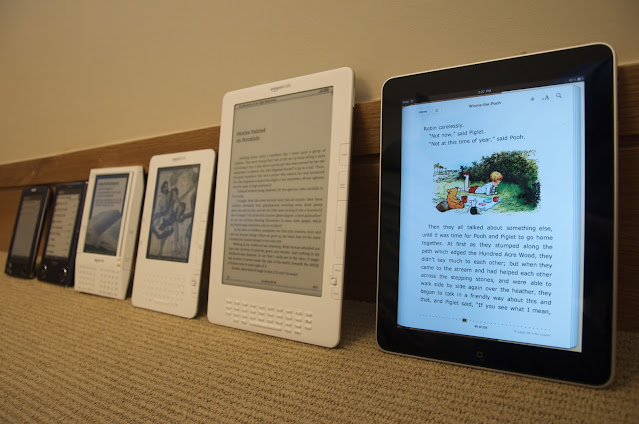 iPad Versus Kindle - Which eReader is Right