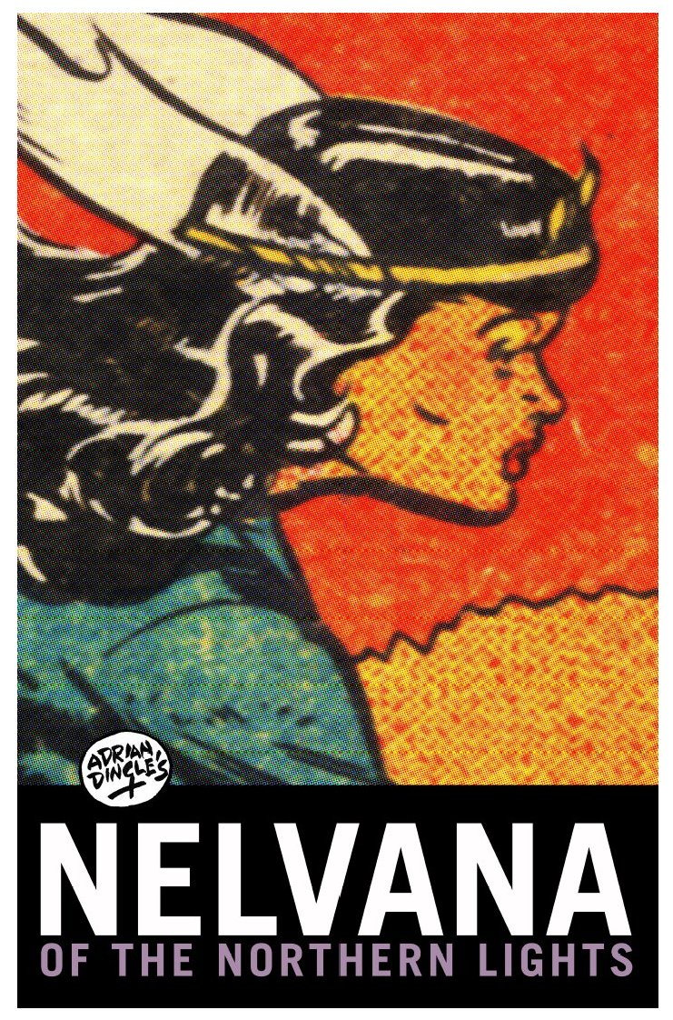 Yesterdays Papers Nelvana Of The Northern Lights