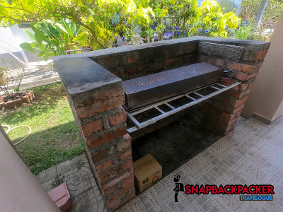 Pit Barbecue Homestay