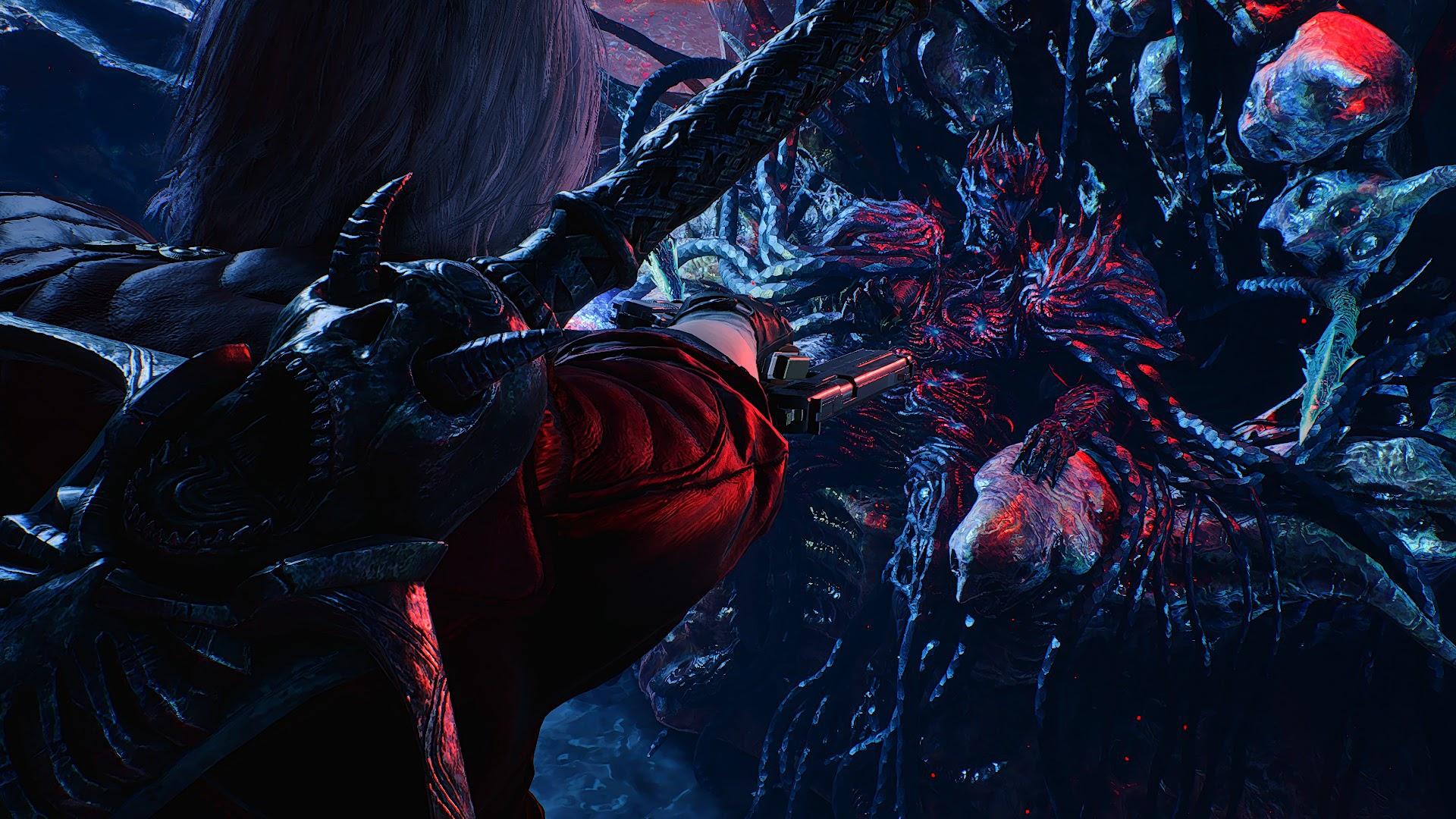 Devil May Cry 5 Dante Vs Urizen 4k Wallpaper 205