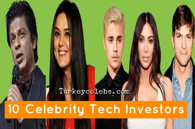 10 Celebrity Tech Investors That Will Make You Think Twice.