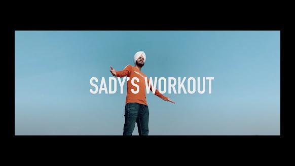Kaka Sady - Sady's Workout (Interlude) Song Lyrics   SK Is the Future Lyrics Planet