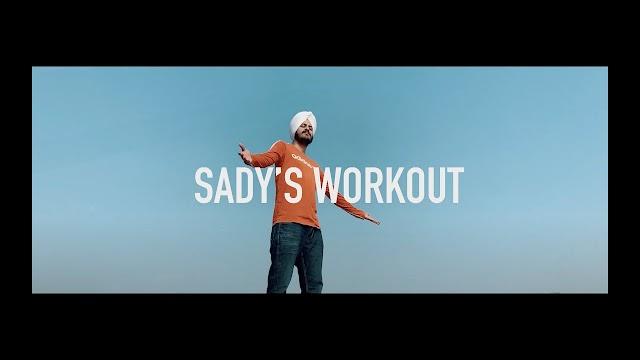 Kaka Sady - Sady's Workout (Interlude) Song Lyrics | SK Is the Future