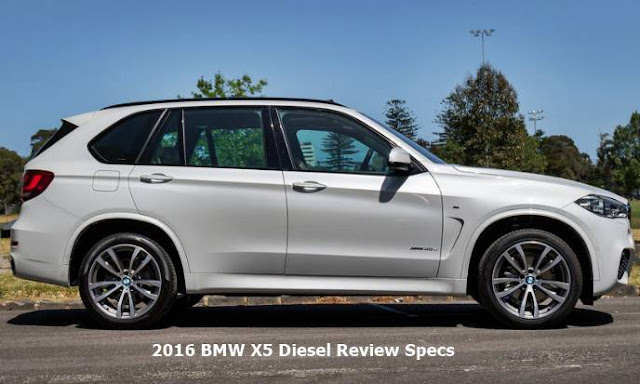 2016 BMW X5 Diesel Review Specs