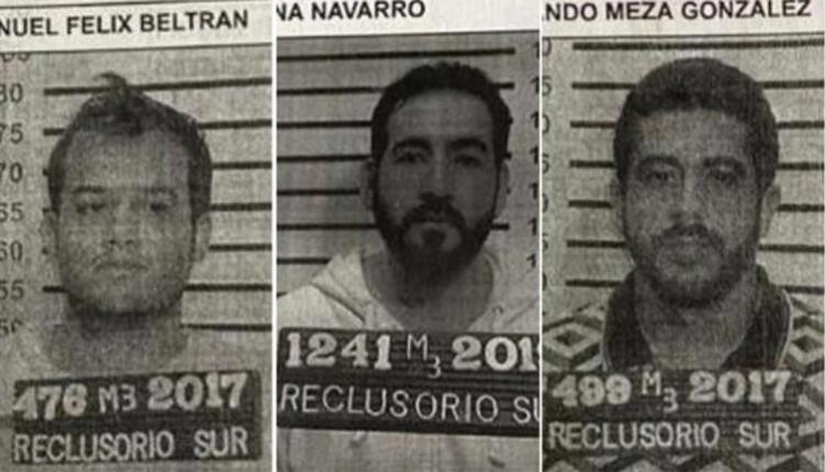 """Once servidores públicos del Reclusorio Sur fueron encarcelados por fuga del operador financiero de """"El Chapo"""" y otros miembros del CDS"""