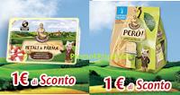 Logo Parmareggio: Snack Però e Petali di Parma coupon da stampare