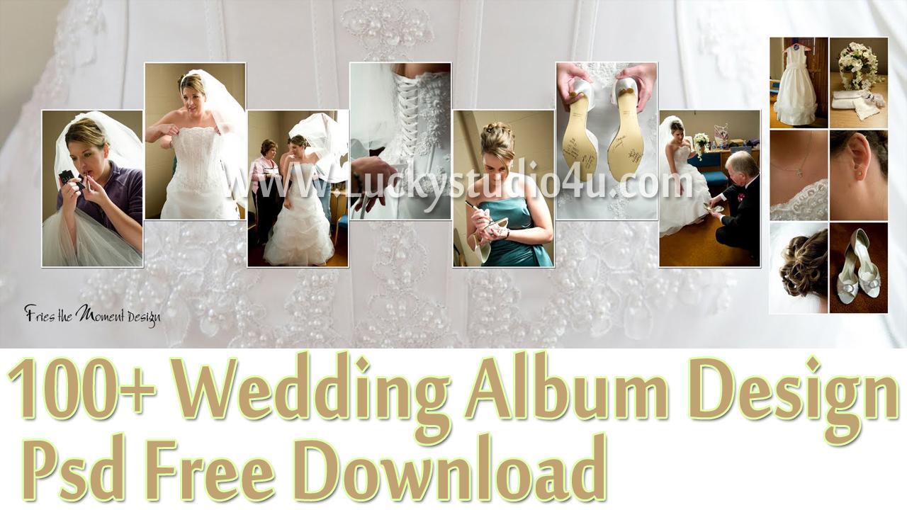 Wedding Album Templates Free Download Barka