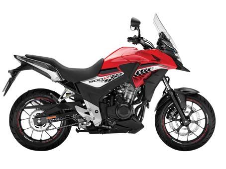 Spesifikasi dan Harga Honda CB500X Terbaru